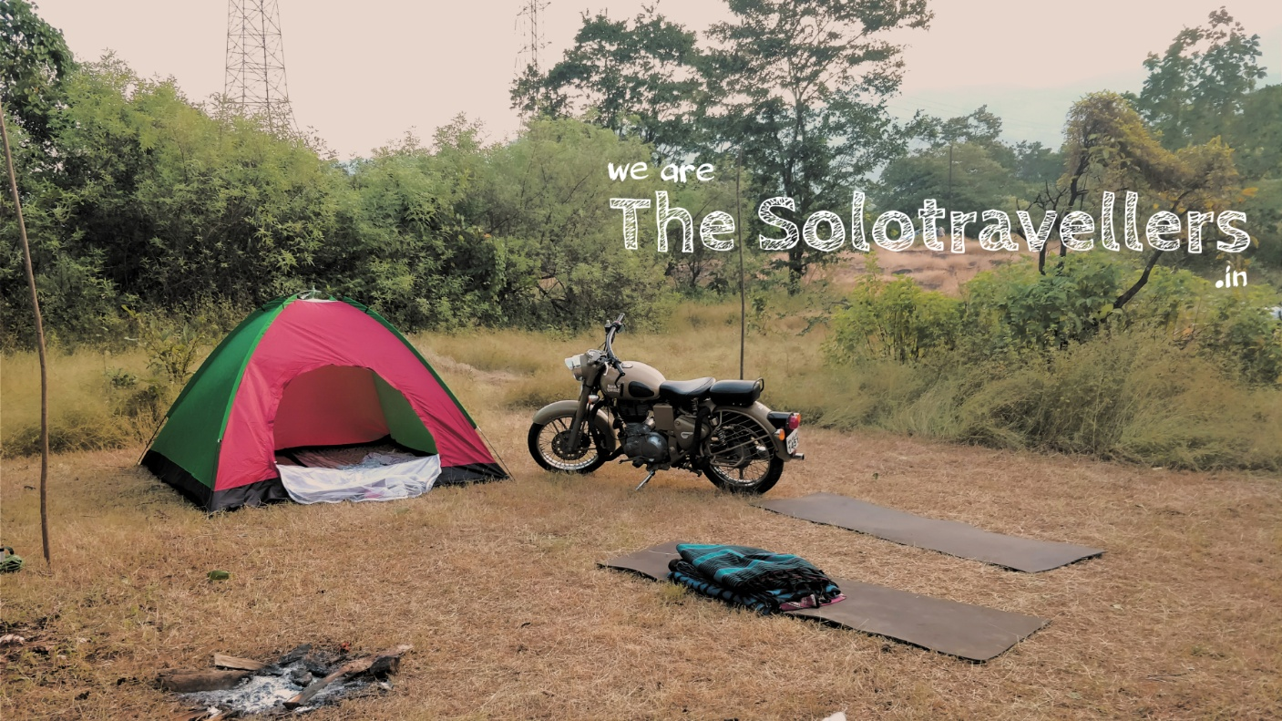 Solo Travellers Campsite Mady Velkar